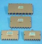8-Way SMA Power Divider / Splitter / Combiner Family