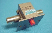 AF03 Series - Variable Attenuator - Standard Model with BNC Connectors