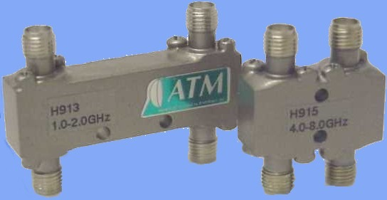 ATMMicrowave.com – 3dB Hybrid Coupler 90°
